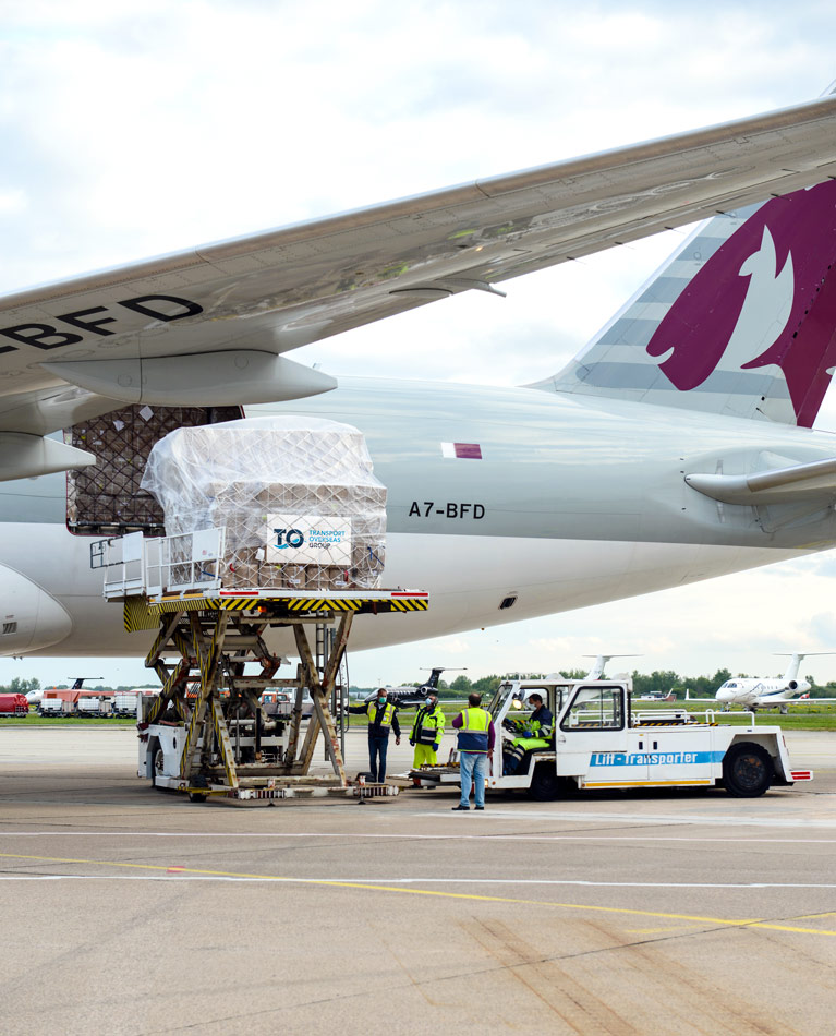 TO-Entladung-777-Air-Freight